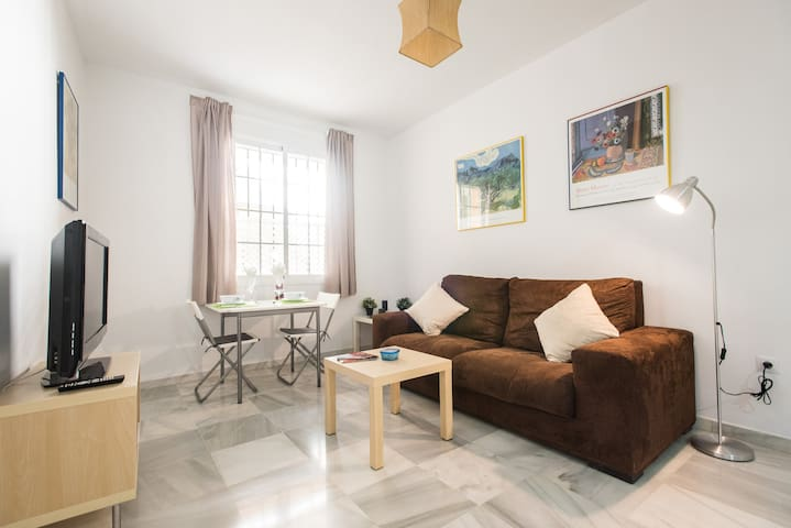 Apartamento centro Alameda de  Hercules. - Séville - Appartement en résidence