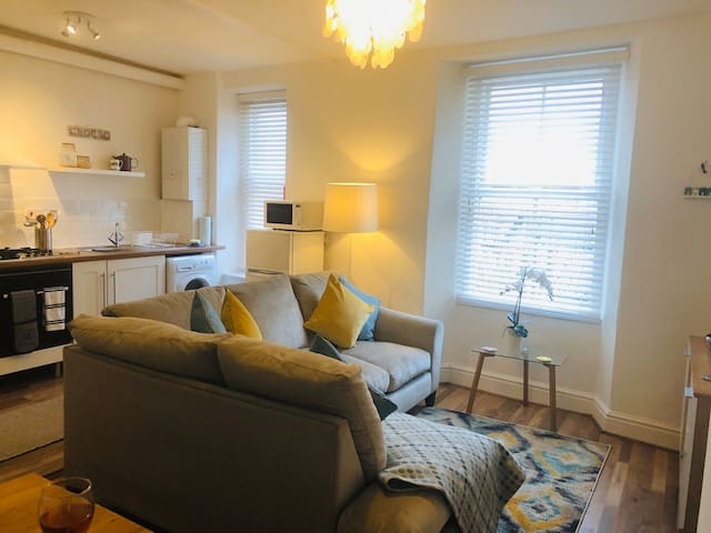 Beautiful apartment in the heart of Llandudno