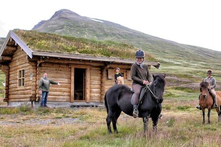 Cottage in a beautiful valley - Ólafsfjörður - Hotel ekologiczny