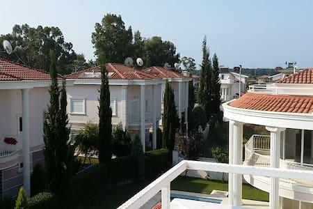 Luxury Golf Villa Belek - Kadriye Belediyesi - Huvila