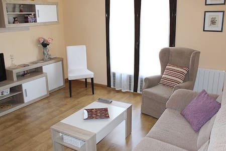 """Apartamentos MEDIAVILLA"" 1º D (a 1m. Plza.Mayor)"