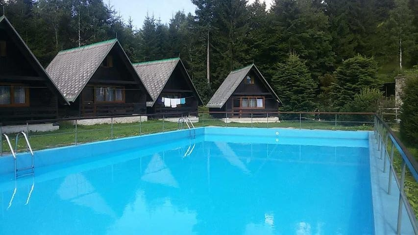 Private bungalow 4 - 6 people Hotel Maredis