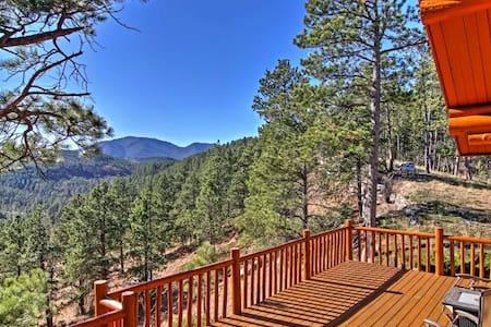 Designer 4BR Black Hills Home w/Mountain Views! - Spearfish