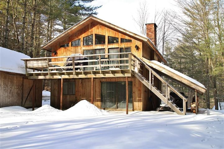 South Londonderry Home, Walk to Magic Mtn Ski Area