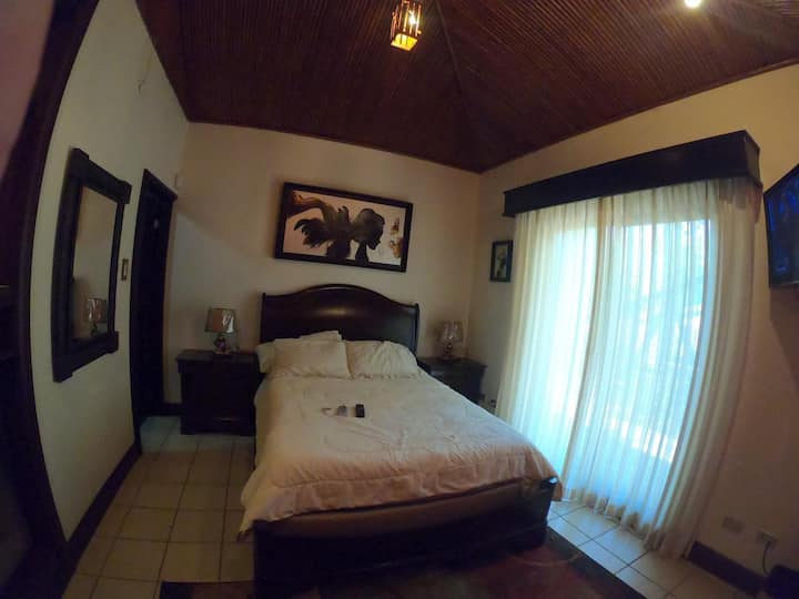 Poza Blanca Lodge - Private Room (Rancho)