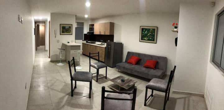 Apartamento tranquilo y cerca de todo en Sabaneta