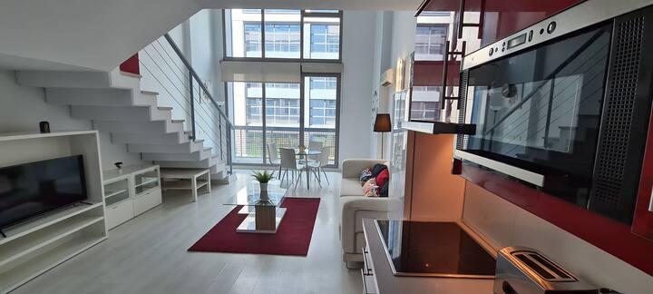 Deluxe B Apartment  Madrid Norte