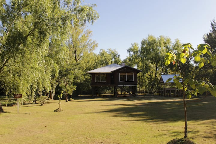 "Cabaña ""Sefiní"" en la zona de Tres Bocas"