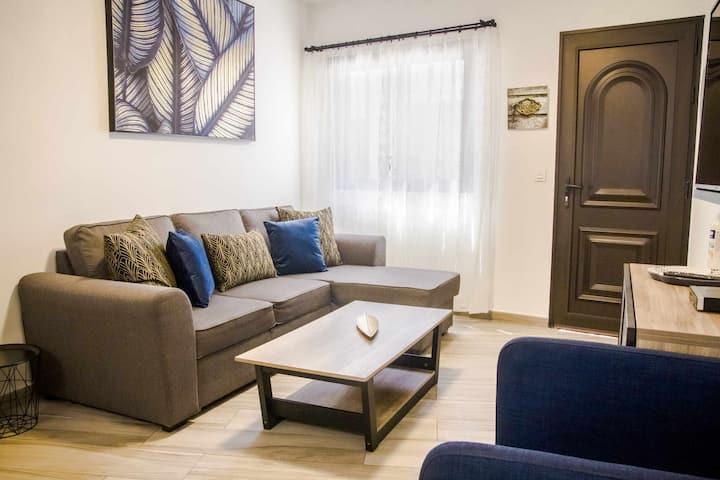 Apartamento de dos dormitorios en planta baja