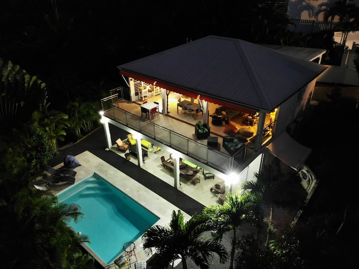 Villa Ecrin de Nature - Proche Deshaies
