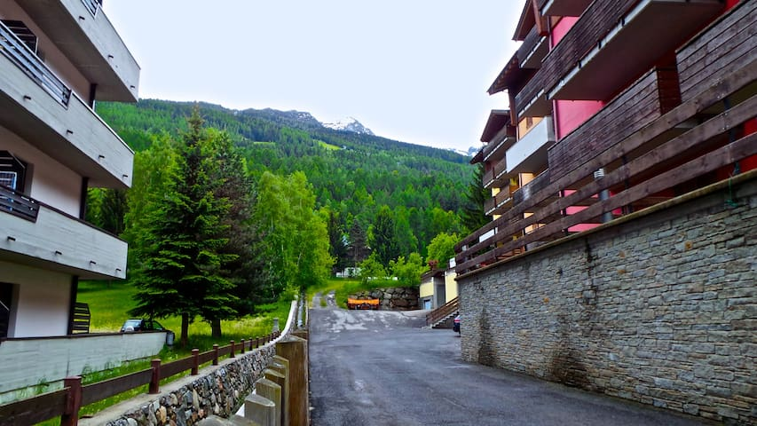 CENTRAL BRIGHT RENEWED APARTMENT IN APRICA 4PEOPLE - San Pietro - Apartment