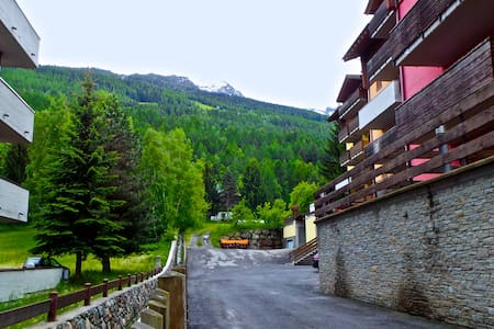 CENTRAL BRIGHT RENEWED APARTMENT IN APRICA 4PEOPLE - San Pietro - Appartement