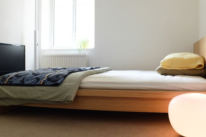 Very cosy single-room in a great Airbnb flat share - Greater London - Byt