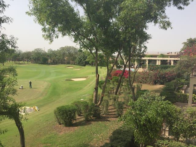 Tarudhan Valley Golf Resort Villa 11, Next to Club