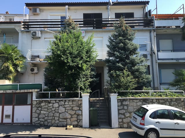 Studio apartman Ivančica - Цриквеницы - Квартира