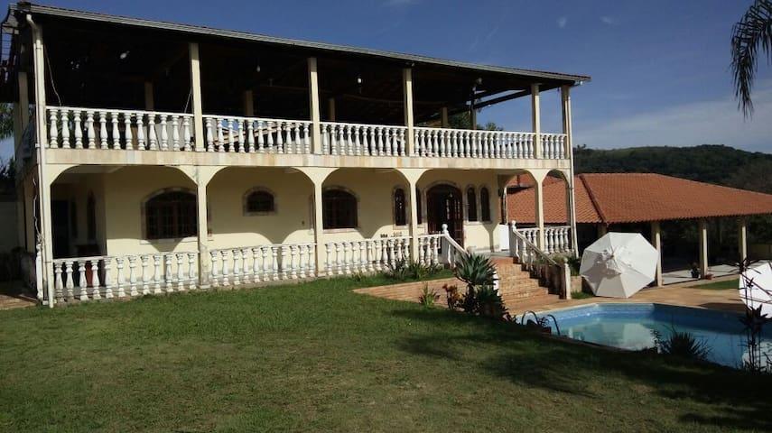Sitio próximo de Belo Horizonte, em condomínio. - Ribeirão das Neves - Hus