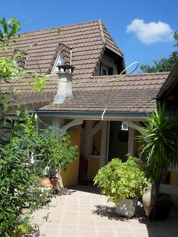 ACCUEIL VACANCES -GÎTE LOKOURNAN - Arthez-de-Béarn - Villa