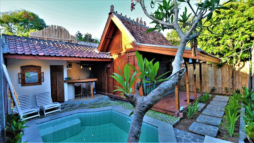 Villa BAgus top LOCATION near beach & trendy shops