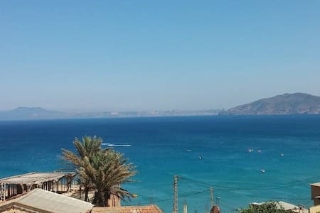 F3 neuf avec vue sur mer Cap Falcon - Aïn El Turk