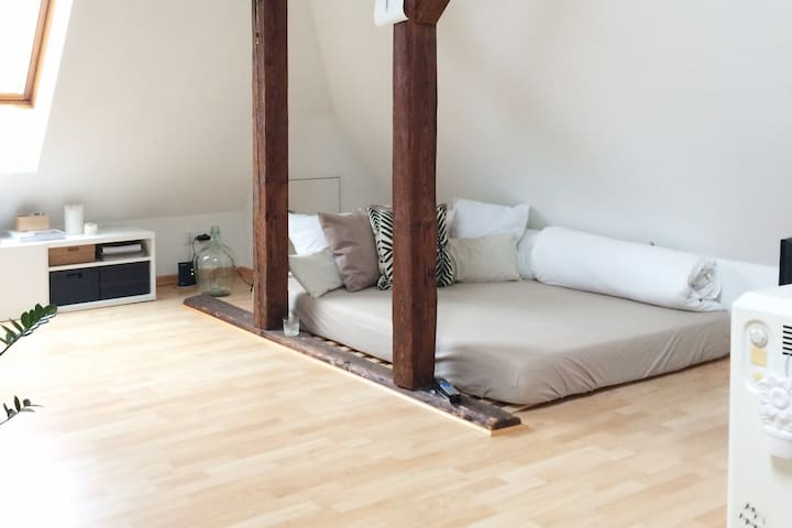 Cozy Apartment - Studio Room - Düsseldorf - Düsseldorf - Appartement