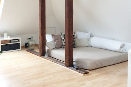 Cozy Apartment - Studio Room - Düsseldorf - Düsseldorf - Lejlighed