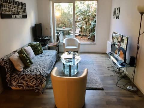 Appartement Spacieux dans résidence calme