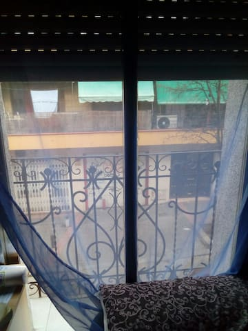 Room with balcony - Madrid - Bed & Breakfast