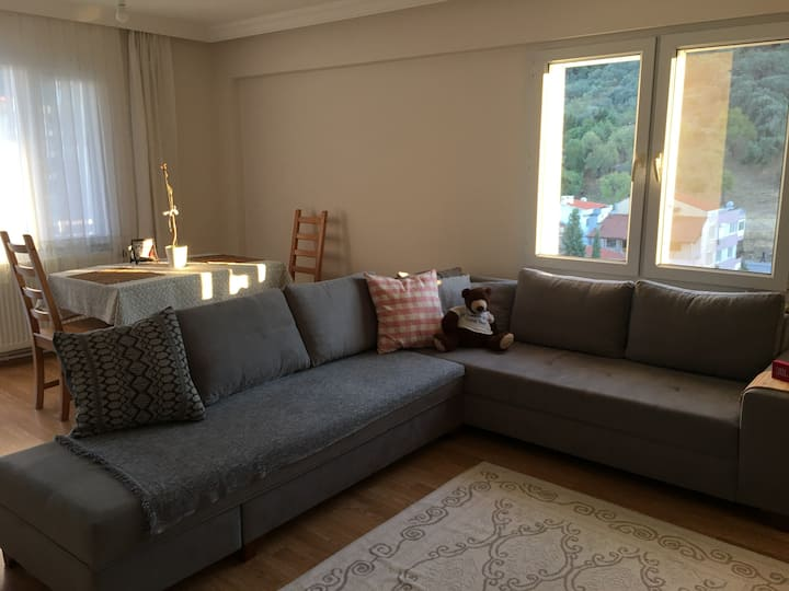 Safe, comfortable and pleasant living area