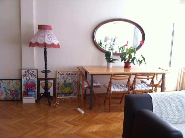 Nişantaşı apartment, very central!