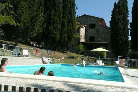 EXCLUSIVELY FOR PRIVATE PARTIES-HOLIDAYS FOR GROUP - Sansepolcro - Villa