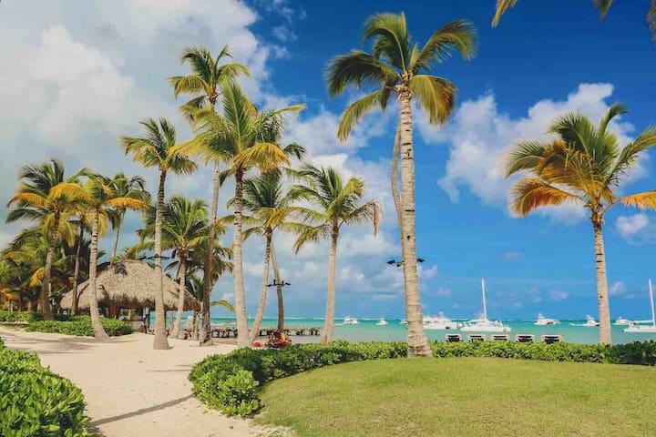 A103 Luxury Beach Apt 3 Bedroom Sleep 6 Punta Cana