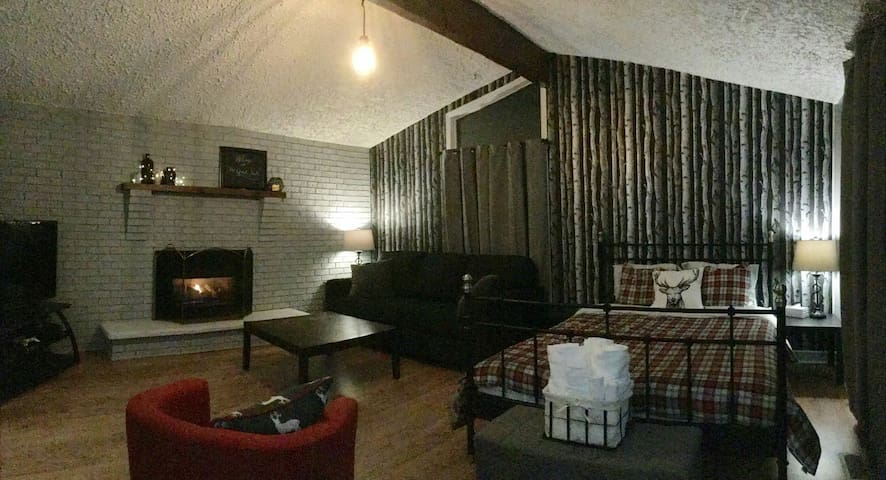 The Guest Suite - Comfort and Class