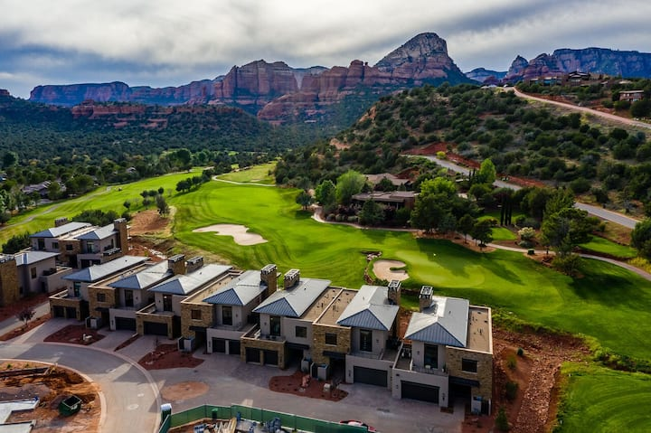 Seven Canyons Secret Pass 16-- Exclusive Golf Community with Amenities Sleeps 8