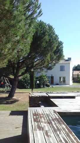 Jolie maison de campagne, proche du Puy du fou - Treize-Septiers - Dom