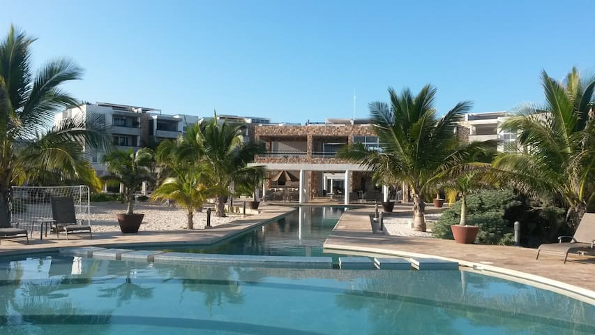 Penthouse by the beach - Chicxulub Puerto - Pis