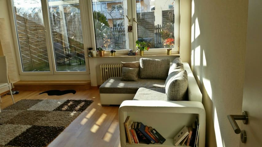 Garden view, Fashion Vibe, 80sqm - Bad Soden - Byt
