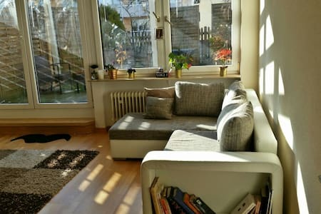 Garden view, Fashion Vibe, 80sqm - Bad Soden