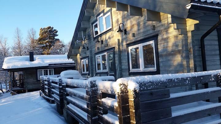 Välkomna till lugnet Mittådalsvallen, Funäsdalen