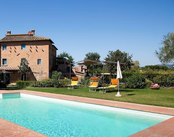Il Casone - Montecchio - Villa
