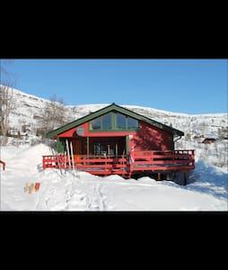 Hytte på Kvamskogen - Norheimsund