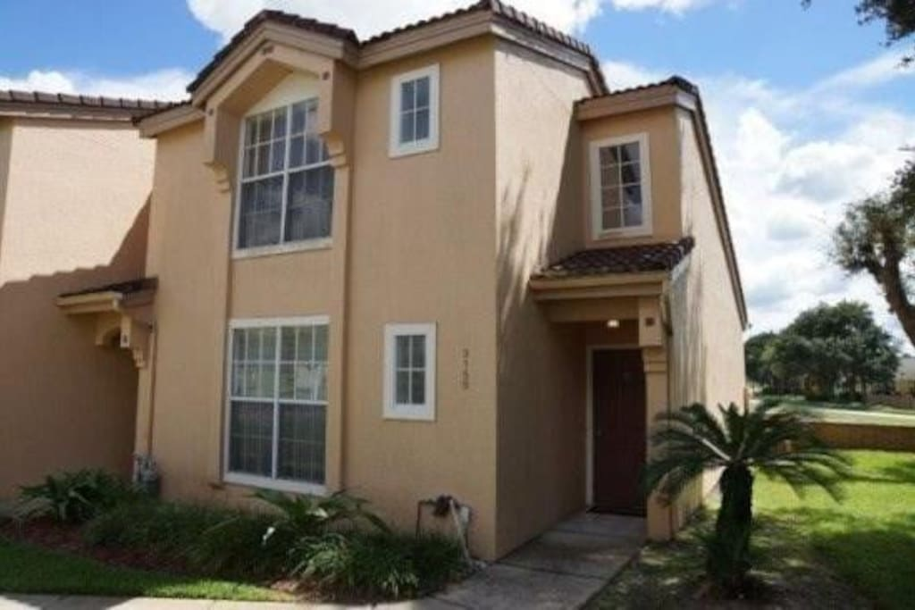 Mk009or 2 Bedroom Townhome At Mango Key Resort Apartments For Rent In Kissimmee Florida