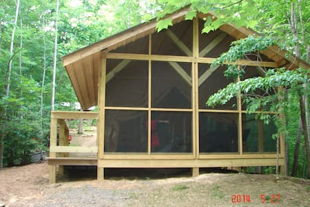 Chestnut Grove Glamorous Outdoor Glamping(camping) - Moravian Falls