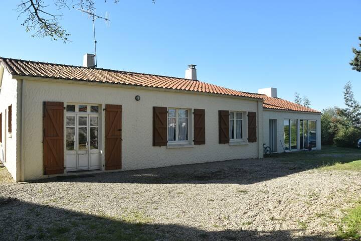 Maison de vacances à l'Ile d'Olonne - L'Île-d'Olonne - Dom wakacyjny
