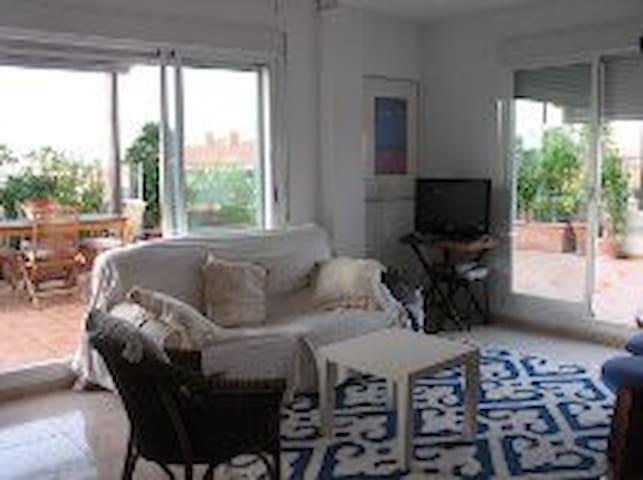 Precioso Atico con terrazón mirando al mar - Alcossebre - Apartment
