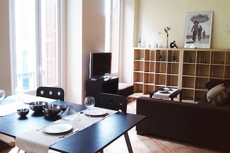 Big apartment in the historic center of Malaga - 말라가