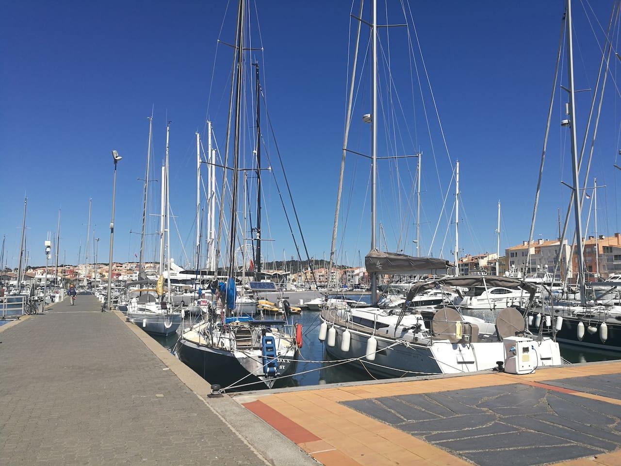 Port Cap d'Agde