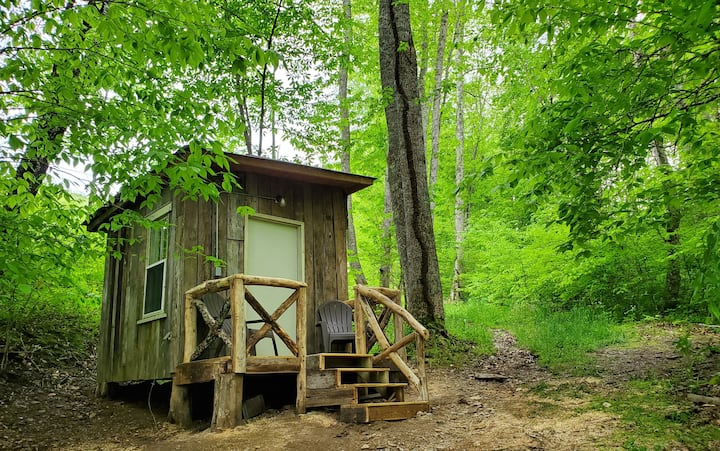 Whistle Pig Cabin at Healing Springs