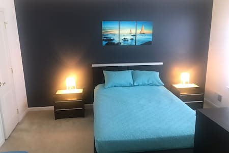 Nice Room in a New House 10 minutes away from LBI