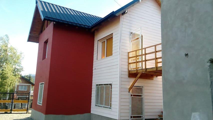 Cabaña para 4 personas en Bariloche - San Carlos de Bariloche - House
