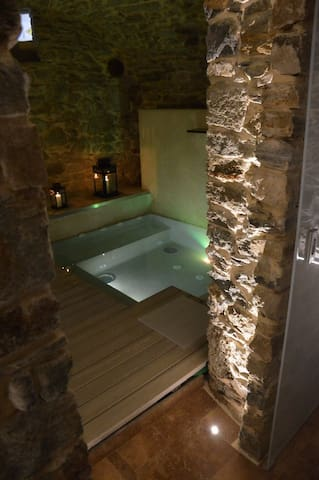 B&B éve  - Hot tub in the bedroom - Charvensod - Bed & Breakfast